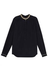 Однотонная блузка Zadig&Voltaire