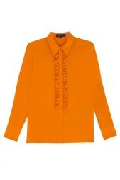 Шелковая блузка Lola American Retro
