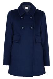 Шерстяное пальто Elluard Paul & Joe Sister