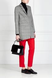 Шерстяные брюки Victoria Andreyanova