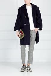 Пальто из шерсти и кашемира Victoria Andreyanova