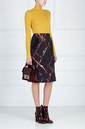 Шерстяная юбка Marc Jacobs