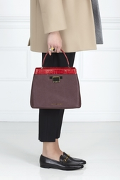 Кожаная сумка Kate Kurt Geiger