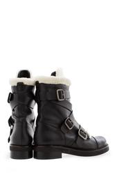 Кожаные ботинки Snow Carvela