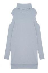 Шерстяное платье A Rnouveau