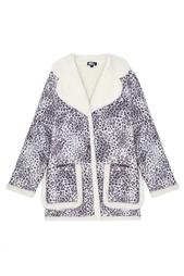 Пальто с принтом A Rnouveau