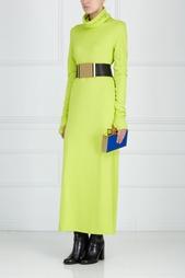 Однотонное платье A Rnouveau