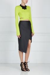 Асимметричная юбка A Rnouveau
