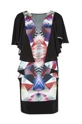 Шелковое платье и браслет Lublu Kira Plastinina