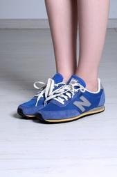 Замшевые кроссовки 410 New Balance