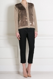 Шерстяные брюки Marni