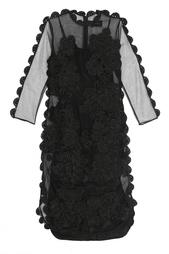 Двухслойное платье Simone Rocha