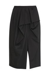 Шерстяная юбка Michael Kors