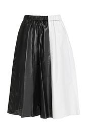 Кожаная юбка Proenza Schouler