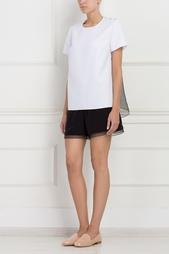 Шелковые шорты A Rnouveau