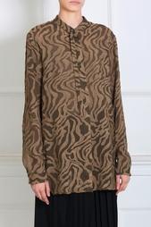 Прямая блузка Sanasy Damir Doma