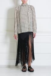 Шелковая блузка Proenza Schouler