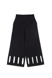 Укороченные брюки с перфорацией Stella Mc Cartney