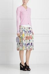 Шелковая юбка Libertine