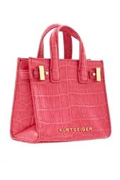 Кожаная сумка Kurt Geiger