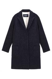 Шерстяное пальто Zadig&Voltaire