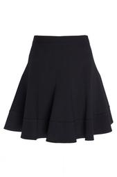Однотонная юбка Diane von Furstenberg
