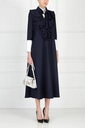 Шерстяное платье Victoria Andreyanova