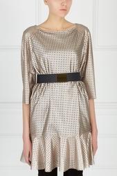 Платье с перфорацией Victoria Andreyanova