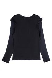 Однотонная блузка Bruuns Bazaar