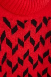 Двухцветный свитер Essentiel