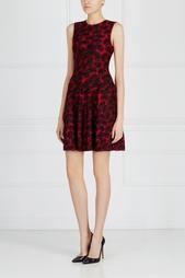 Платье с принтом Issa London