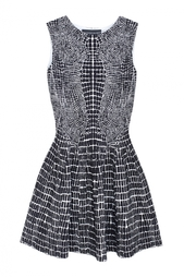 Платье с принтом Antonino Valenti