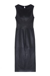 Кожаное платье Natalia Gart