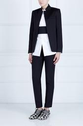 Однотонная блузка Alexander Wang