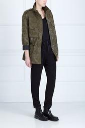 Однотонные брюки Alexander Wang