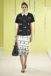 Юбка с вышивкой Marc Jacobs