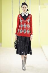 Кружевная юбка Marc Jacobs