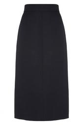 Шерстяная юбка Valentino