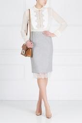 Шерстяная юбка Gabriela Hearst