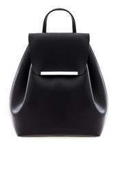 Кожаный рюкзак No.21