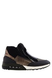 Мужские кожаные кроссовки ASH