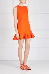 Шерстяное платье Victoria by Victoria Beckham