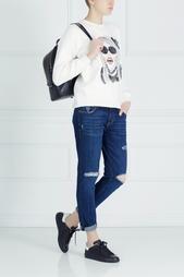 Кожаный рюкзак Rhea Michael Michael Kors