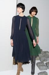 Шелковое платье Gabriela Hearst