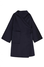 Шелковое пальто Ms. Min