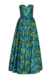 Платье из жаккарда Nataniel Dobryanskaya