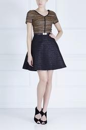 Платье из твида Nataniel Dobryanskaya