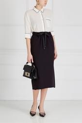 Шелковая блузка Mo&Co