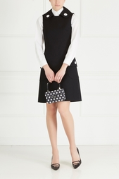 Шерстяное платье Michael Kors