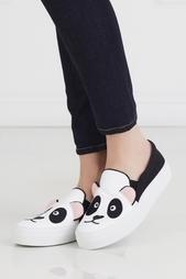 Хлопковые слипоны Panda Joshua Sanders